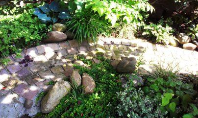Thonen tuinen tuinwadi - geul